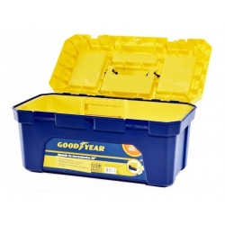 Caja De Herramientas Goodyear 20 Pulgadas Plastica Gy-900825