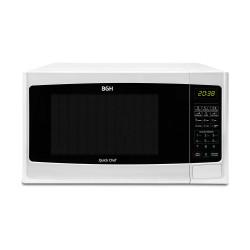Microonda Bgh B120db9 700w 20lts Digital Monofuncion Blanca