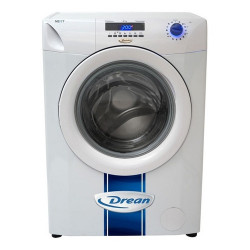 Lavarropas Drean Next Eco 7-10 7kgs C/frontal 1000rpm