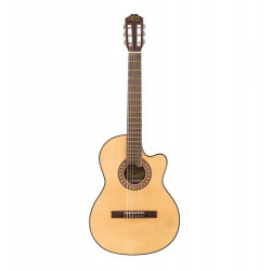 Guitarra Electroacus Cdas Nylon Gracia Mod M10 C/eq