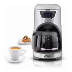 Cafetera Atma Ca8210de Pro Cook/digital/acero/panel Led 1.8l