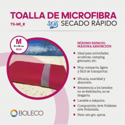 Toallas Tamaño M ( 50 x 75 cm ) Colores: ROJO, ROSA, AZUL MARINO, AZUL FUERTE, VIOLETA, VERDE FLUO, GRIS