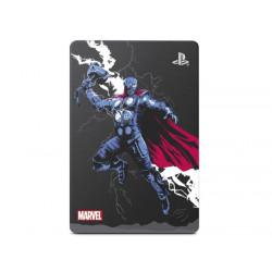 Disco Rigido Externo 2Tb Seagate Slim PS4 Marvel