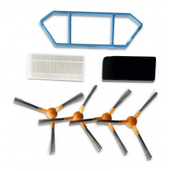 Accesorios Pureclean 6601 Side Brush X1 Side Swp X4 Filtro Hepax1 Filtro Caja Polvo X1