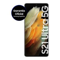 Celular Libre Samsung Galaxy S21 Ultra 5g 256/12gb Plata