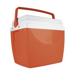 Heladera Conservadora Mor 34Lts Color Naranja