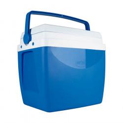 Heladera Conservadora Mor 34Lts Color Azul