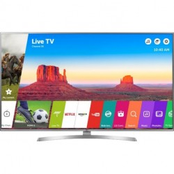 "LED SMART 65"" UHD 4K LG"