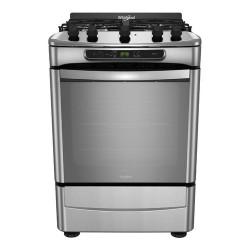 Cocina Whirlpoolwf560xt Color Inox De 60cm C/grill