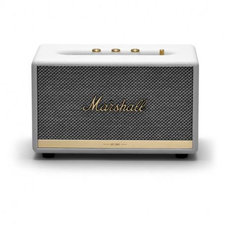 Parlante Marshall Acton II Blanco Bluetooth
