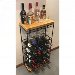 Cava para vinos Iron 20