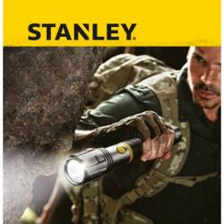 """LINTERNA""""STANLEY""""LED/ALUM INDESTR. 120LM"""