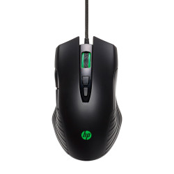 Mouse HP Backlit Gamming 8DX48AA Negro