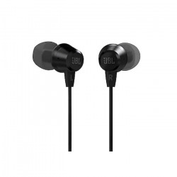 Auriculares JBL C50HI In-ear Headphones Negro