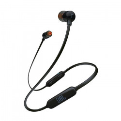 Auriculares JBL In-ear T110 Negro