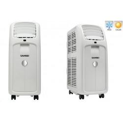 Aire Acondicionado Sansei Sap32h18n Portatil 3,5 Kw Frio/cal