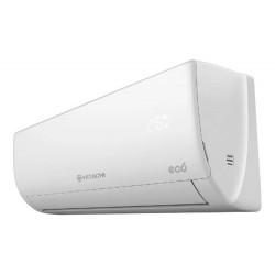 Aire acondicionado Hitachi Eco mini split frío/calor 2752 frigorías blanco 220V HSH3200FCECO