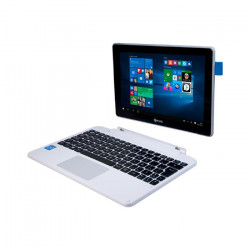 "Notebook EXO 2 en 1 Educativa Exomate TW7 10.1"" 64GB SSD"