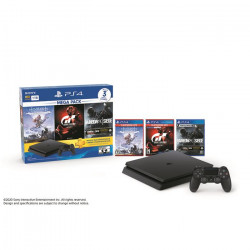 Playstation 4 Megapack 16 PS4 3 Juegos + Joystick