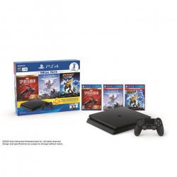 Playstation 4 Megapack 15 PS4 3 Juegos + Joystick