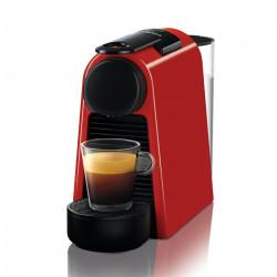 Cafetera Nespresso Essenza Mini D Roja