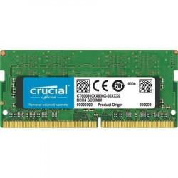 MEMORIA SODIMM DDR4 16GB 2400 CRUCIAL