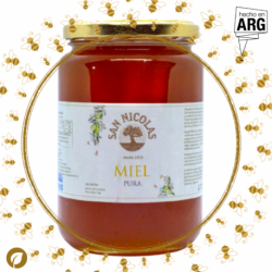 Miel de Monte 1 kilo - Olivares San Nicolás