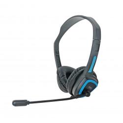 Auricular Gamer Con Microfono Gtc Hsg-604