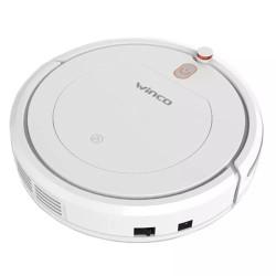 Aspiradora Inteligente Winco W200 con Sensor y Doble Filtro