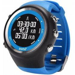 SMARTWATCH INSTTO SPORT GPS INSPORT 3 BLUE IN-B85B00