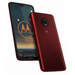 MOTO G 7 PLUS RED