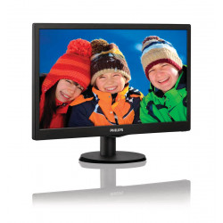 "Monitor led 19"" Philips 193v5lhsb2/55"