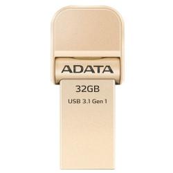 Pendrive Usb 32gb Adata Expand Storage Iphone 3.1 GOLD