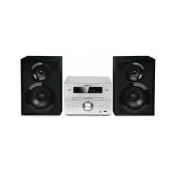 MINICOMPONENTE NOBLEX MM125BT 50W BLUETOOTH CD MP3 NFC RADIO USB
