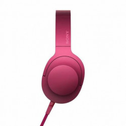 Auriculares Sony High-resolution 40mm Mdr-100aap rosa