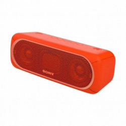 Parlante Portatil Inalámbrico Con Bluetooth Sony Srs-xb30 rojo