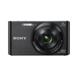 Cámara compacta Sony W830 con zoom óptico de 8x