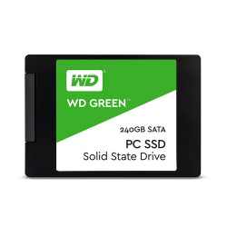 Disco Solido SSD WD 240GB Green Sata III