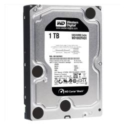 HD 1 TB WD SATA III 7200RPM 64MB CAVIAR BLACK