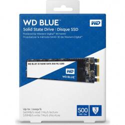Disco Solido SSD WD 500GB M.2 Blue