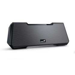 PARLANTES GENIUS MT-20M BLACK BLUETOOTH + 3.5 MM