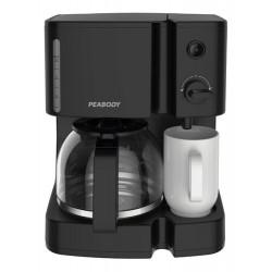 Cafetera Peabody Pe-ct01 Con Tetera Negra 900 W 1,2 Litros