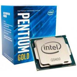MICRO INTEL PENTIUM G5400 3.7GHZ COFEE LAKE 1151