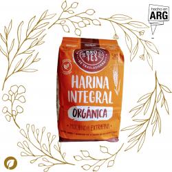 Harina Orgánica Extra-Fina 5kg - Brotes de Traslasierra