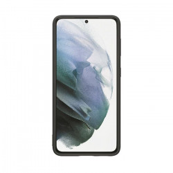 Funda de silicona Samsung Galaxy S21 Negra