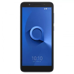 "TELEFONO CELULAR ALCATEL 1X GRIS 5"" Q.CORE A53 MT 6739 16GB 1GB CAM.13MP/8MP C/FLASH"