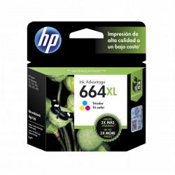CARTUCHO HP 664XL TRICOLOR