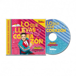 Cd Junior Express Lo Que Llevas en Tu Corazon