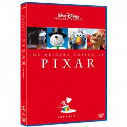 Los Mejores Cortos de Pixar. Volumen 1 Disney