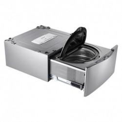 Lavarropas Inverter LG WD100CV Plata